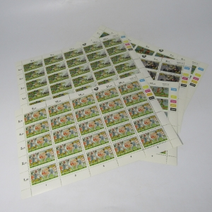 South Africa SACC 778-783 Sport 24 July 1992 set of 6 full pages of mint stamps